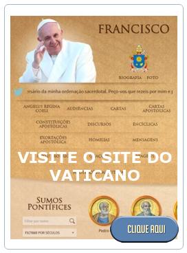 Site do Vaticano
